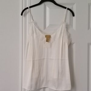 NEW HM lace camisole  (US 8)